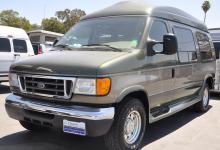 Ford E350 Campervan Conversion